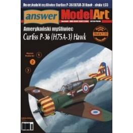 Curtiss P-36 (H75A-3) Hawk