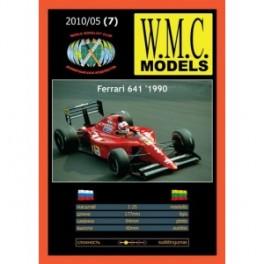 Ferrari 641'1990 (W.M.C.07)